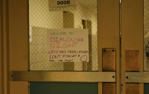 Dialogue Night challenges both students and parents to open conversation