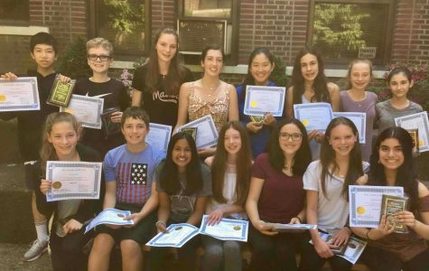 Congratluations to the 2016-17 MMS Peer Leaders of the Year