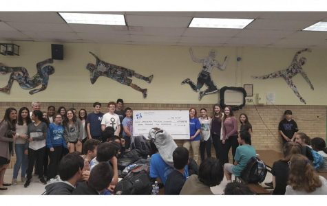 WISH Peer Leaders Grant Wishes for the Make-A-WISH Foundation