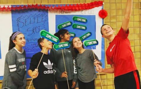 'Week of Respect' and 'Say Something Week' Highlighted Last Month