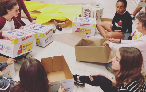 Thanksgiving Food Drive Finishes Up Wednesday November 22nd