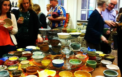 Empty Bowls Are Being Filled Up on Thursday March 15th