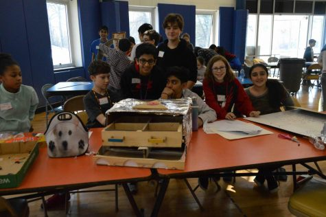 Millburn Middle School Organizes for Hurricane Relief