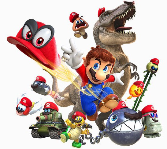 Game Review: Super Mario Odyssey – The Millburn Penpoint