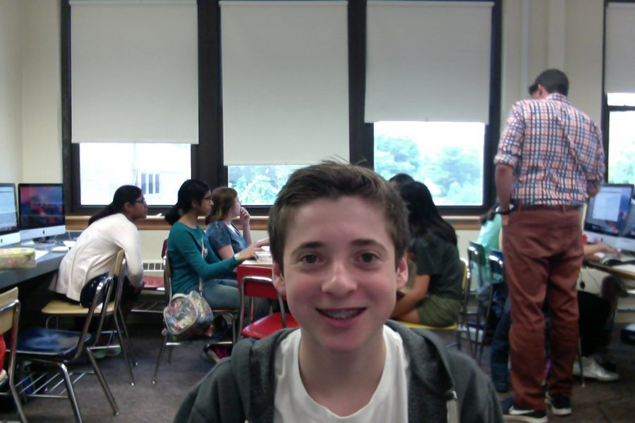 Hi, my name is Dylan Levison, I am 13 years old, and currently attend Millburn Middle School. Some of my hobbies include theater, watching youtube, and eating sushi.