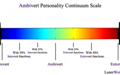 Alternate Text Not Supplied for Ambivert_personality_continuum_scale.