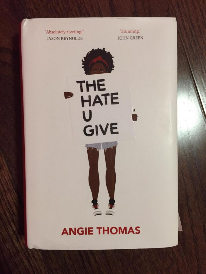 Book+vs.+Movie+Review%3A+The+Hate+U+Give