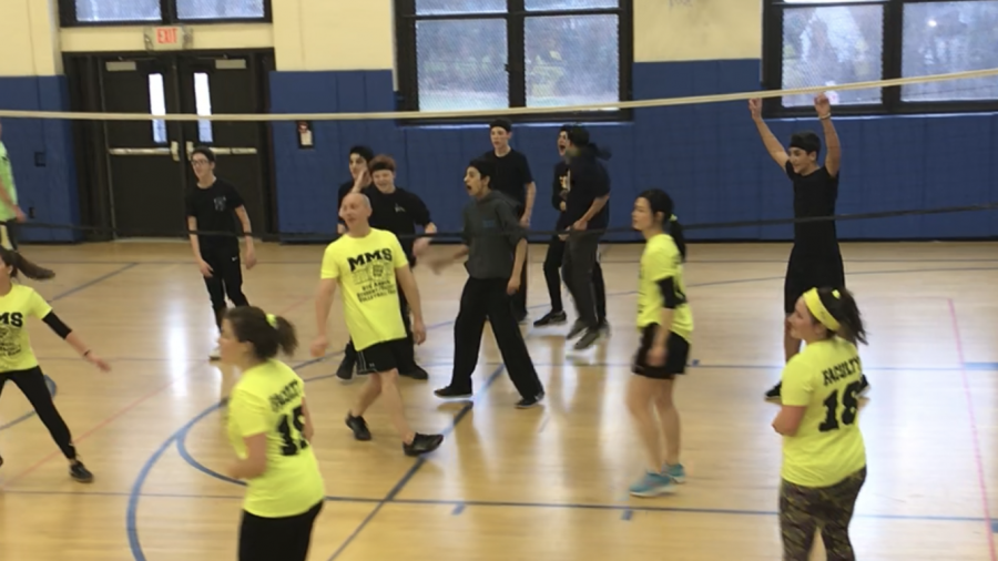WISH Student-Faculty Volleyball Game is Feb. 27th