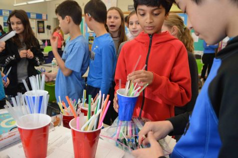 Millburn Middle School's Recycling Program