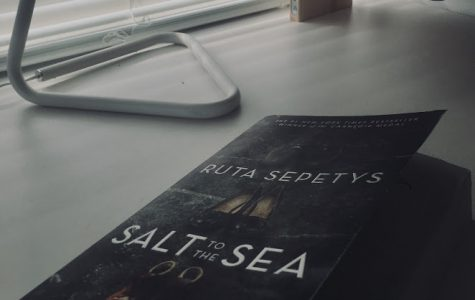 Titanic Tragedy: Salt to the Sea by Ruta Sepetys