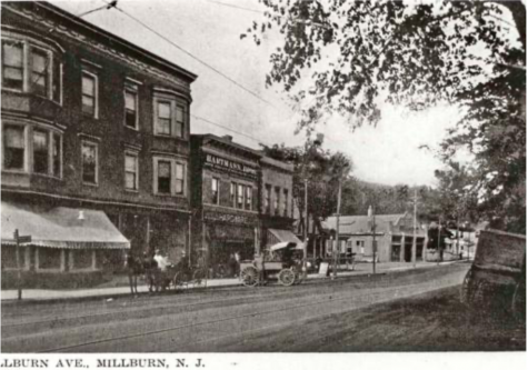 Millburn Through the Ages