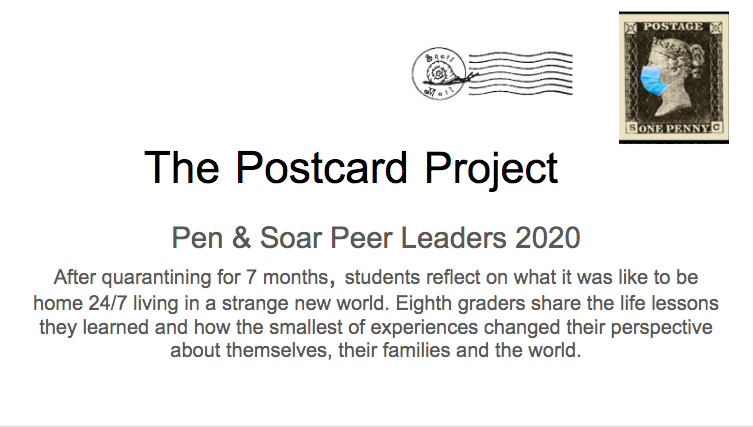 SOAR promotes postcard initiative